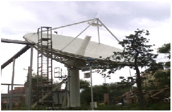 High Capacity SCPC VSAT at (i) Kavaratti & (ii) Port Blair for NKN